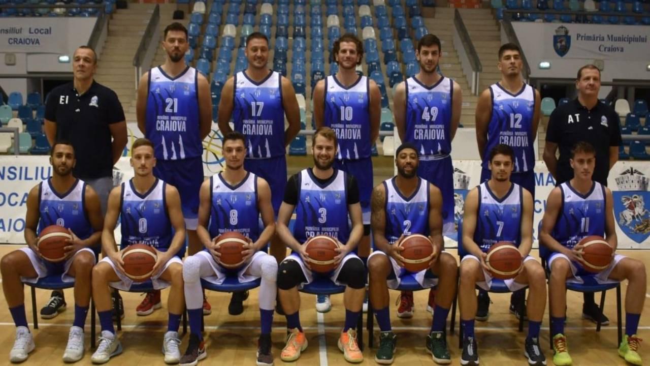 Baschetbalistii au prezentat echipamentul pentru noul sezon