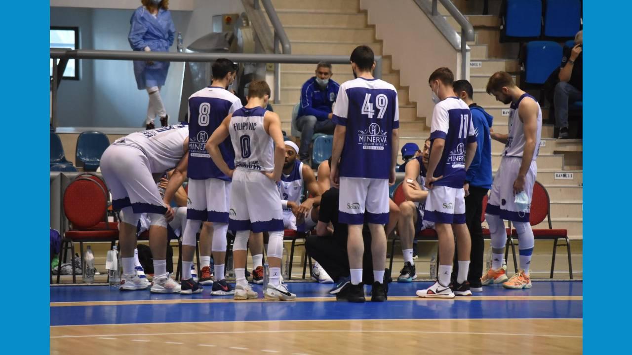 Baschetbaliștii, duel cu Voluntari în play-off