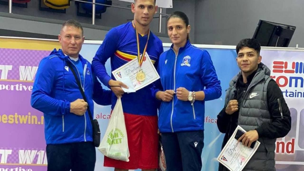 Trei medalii la Campionatele Nationale De Juniori