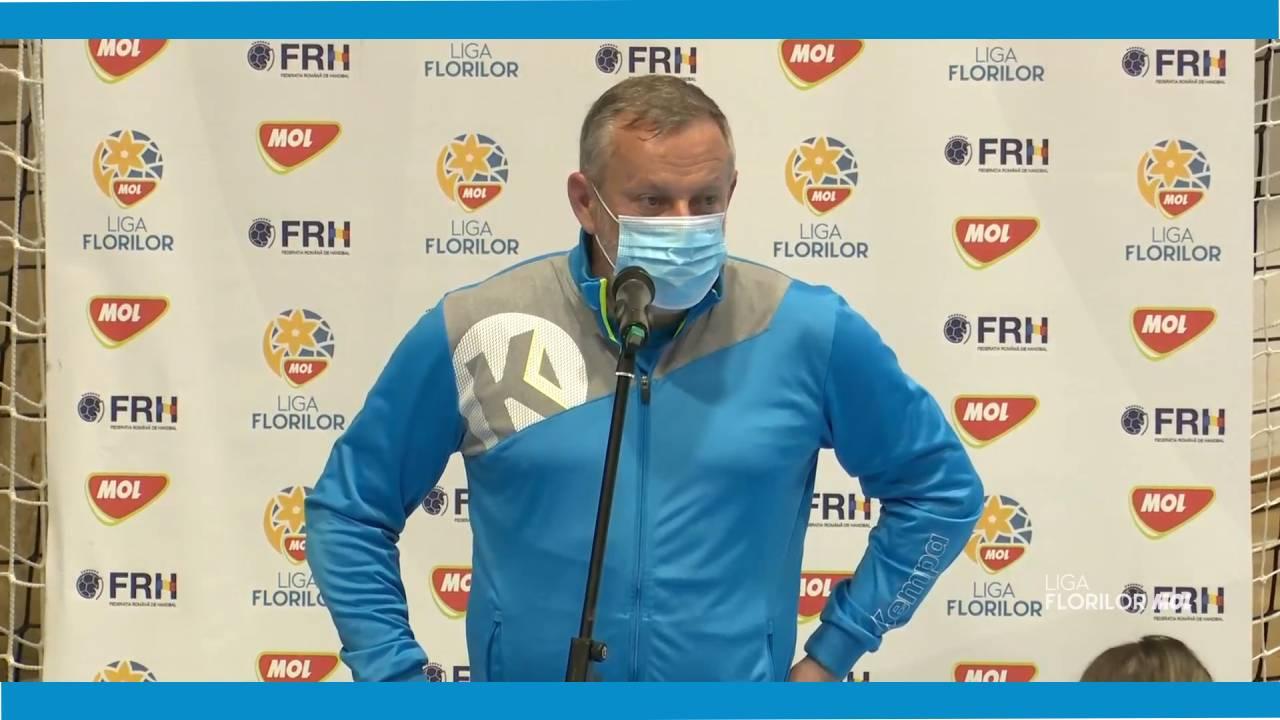 """Bogdan Burcea: """"Obiectivul: patru victorii din cinci meciuri"""""""