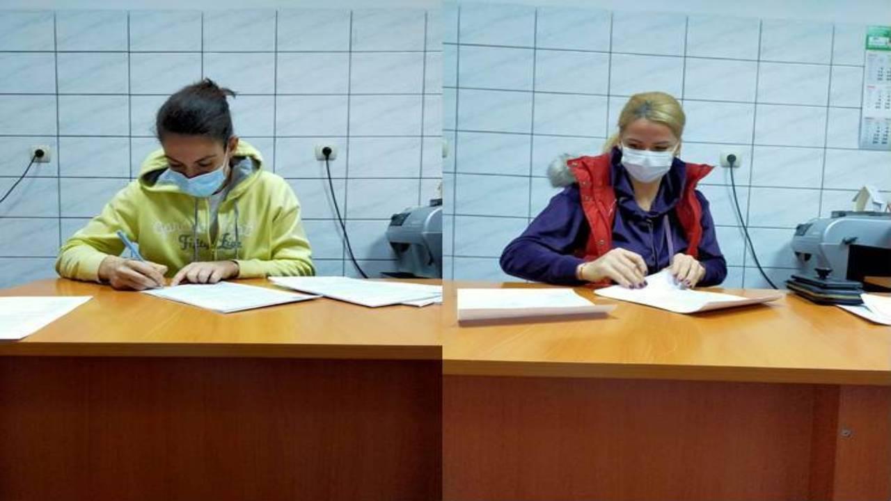 Ekaterina Dzhukeva si Adriana Tacalie continua la SCM Craiova