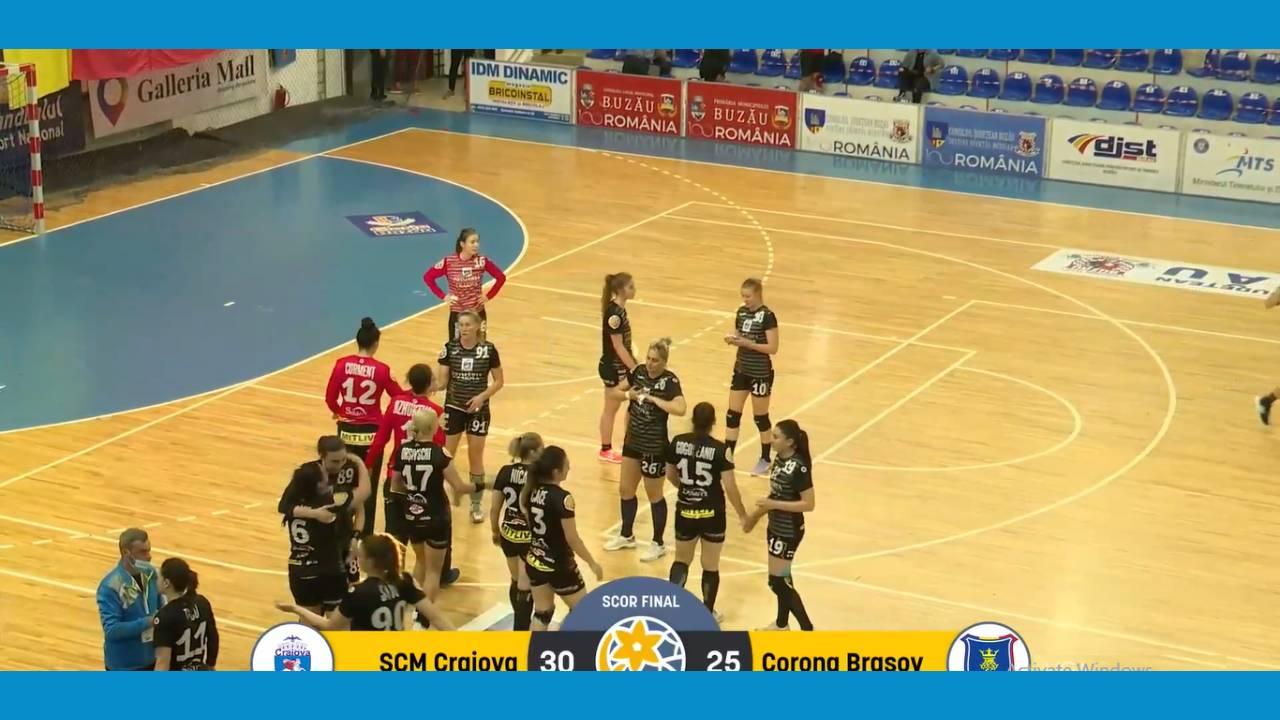Victorie și contra echipei din Brașov
