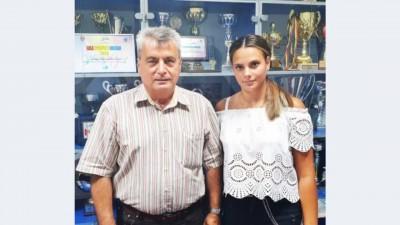 Trei voleibaliste continuă la SCM Craiova
