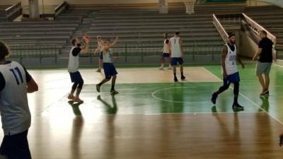 Baschetbalistii, victorie in primul amical din Bulgaria