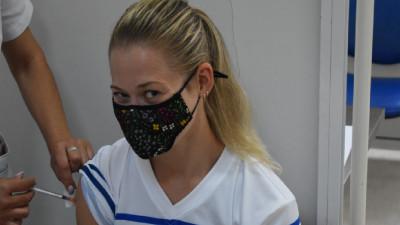 Hege LOKEN craioveancă și vaccinată