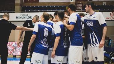 Baschetbalistii, 4 victorii din 4 meciuri la Turneul de la Oradea