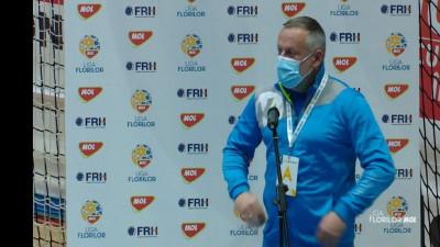 """Bogdan Burcea: """"Sper să nu mai am aceleași emoții și la meciul de sâmbătă"""""""