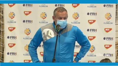 """Bogdan Burcea: """"A fost un spectacol veritabil"""""""