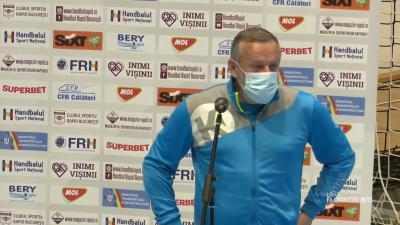 """Bogdan Burcea: """"Pentru noi orice punct este important"""""""