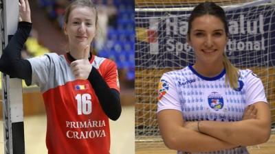 Adina Cace si Andreea Chetraru, convocate la Lotul National de Tineret
