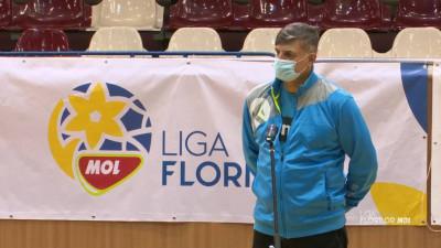 """Costin Dumitrescu: """"Trebuie să câștigăm cele trei jocuri"""""""