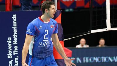 Capitanul nationalei de volei masculin a Slovaciei va juca pentru Craiova