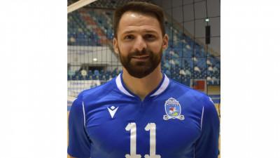 Lică Laurențiu - team-managerul Selecționatei de volei masculin a României