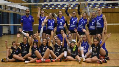 Voleiul feminin craiovean revine după 4 ani în prima ligă!