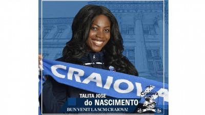 Jucătoare din Brazilia la echipa de volei feminin